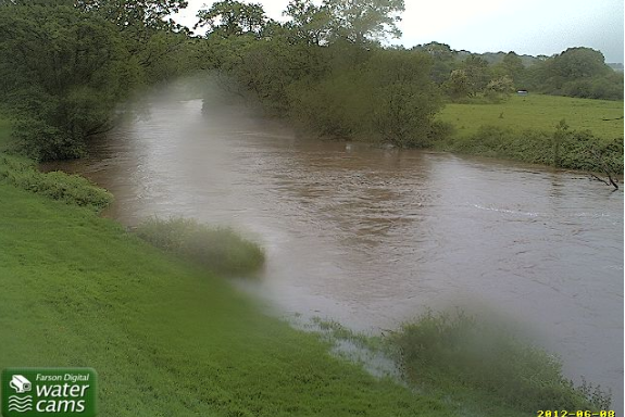River Teifi webcam