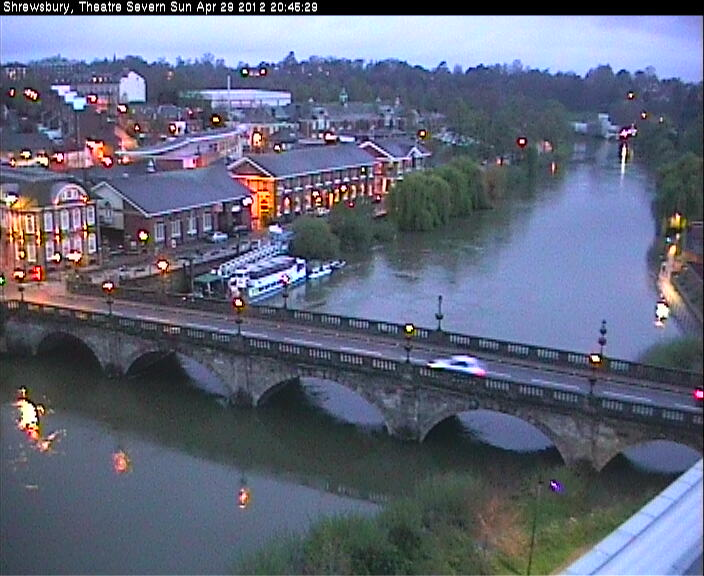 River Severn web cam
