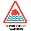 Environment Agency Severe Flood Warnings