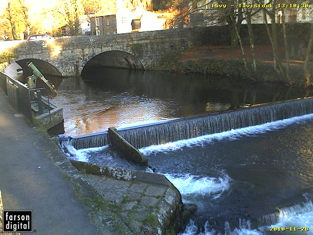 River Tavy webcam
