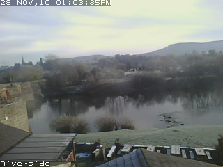 River Wye webcam