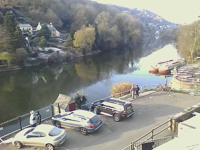 River Wye web cam